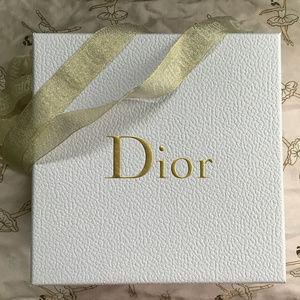 Dior Gift Box with Ribbon